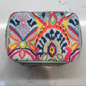 Stella & Dot Travel Jewelry Box Multi Ikat